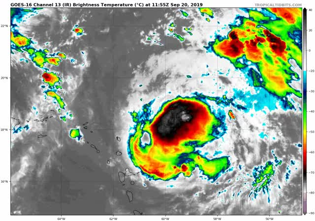 Watch and share Goes16 Ir 10L GIFs on Gfycat