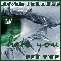 Watch should i hate you? GIF on Gfycat. Discover more related GIFs on Gfycat