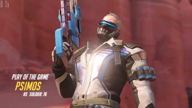 Watch and share Overwatch GIFs by Psimos on Gfycat