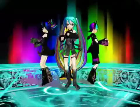 Watch Vocaloid Elektrica GIF on Gfycat. Discover more anime, vocaloid GIFs on Gfycat