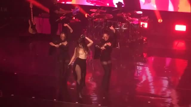 Watch Camila Cabello - Sangria Wine  WITH BLONDE HAIR (HD-Chicago) GIF on Gfycat. Discover more All Tags, Live, cabello, camila, camilacabello, chicago, featured, hd, music, never, performance, pop, same, sangria, tour, wine GIFs on Gfycat