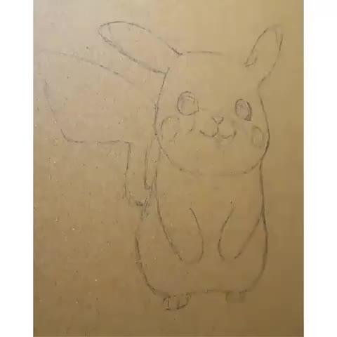 art, art_4share, art_dailydose, art_overnight, art_viral, art_whisper, artinstadaily, artistsoninstagram, arts_help, artvideo, cute, detectivepikachu, drawing, drawingvideo, feature_my_stuff, instaart, pikachu, pikacrew, pikapika, pokemon, pikachu drawing Jenna Steele GIFs