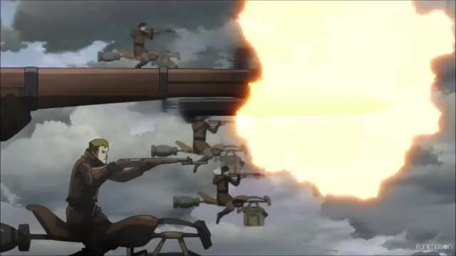 Watch and share Mental Battles GIFs and Youjo Senki GIFs by Funimation on Gfycat