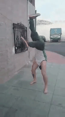 Crazy break dancer • r/BetterEveryLoop GIFs