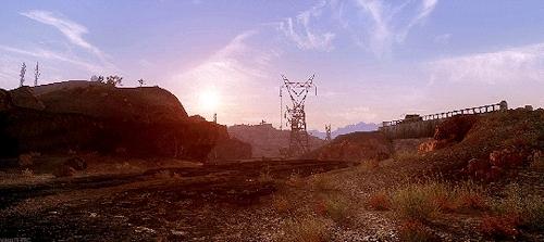 fallout, fallout nv, fnv, gifs, scenery,  GIFs
