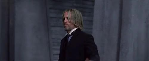 Watch and share The Hunger Games GIFs and Woody Harrelson GIFs on Gfycat