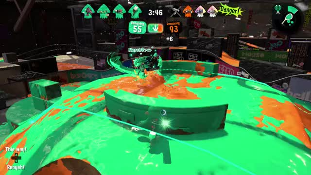 Watch and share Splatoon 2 - Splatoon 2 - 2018-01-11 21-09-12 GIFs by lockeexile on Gfycat