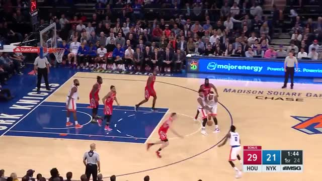 Watch Sam Dekker BLOOPER OF THE YEAR ?? Shaqtin' A Fool Moment !! Rockets vs Knicks || Nov 2, 2016 GIF on Gfycat. Discover more nba basketball 2016 season 15/16 2016/2017, nba regular season, preseason GIFs on Gfycat