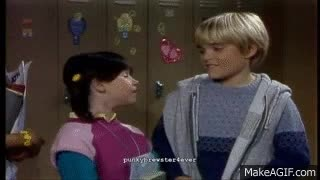 Watch and share Punky Brewster - My Aged Valentine GIFs on Gfycat