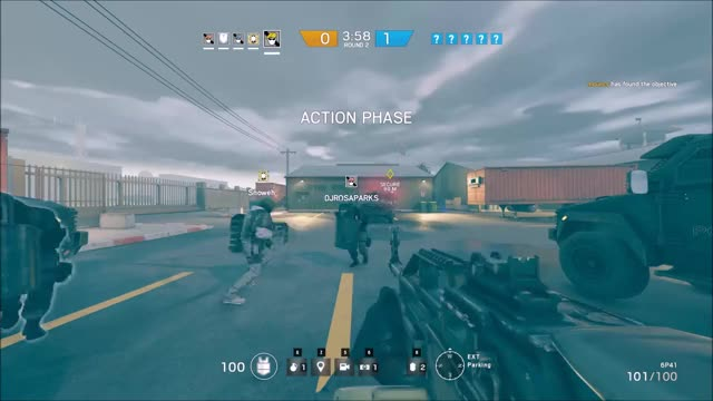 Watch and share Rainbow6 GIFs by ScorchXII on Gfycat
