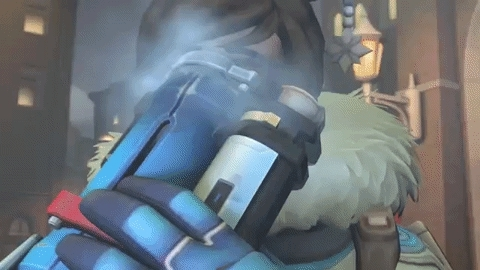 Overwatchmemes, overwatchmemes, Vaper GIFs