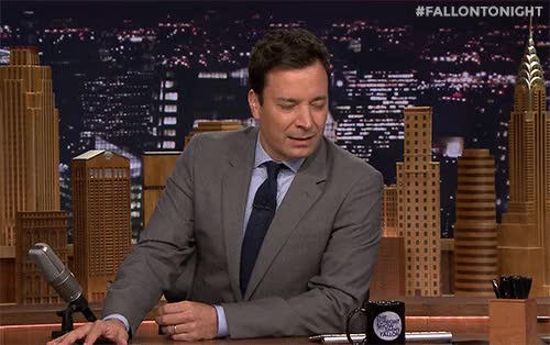 Watch and share Jimmy Fallon GIFs and Whatever GIFs by Reactions on Gfycat