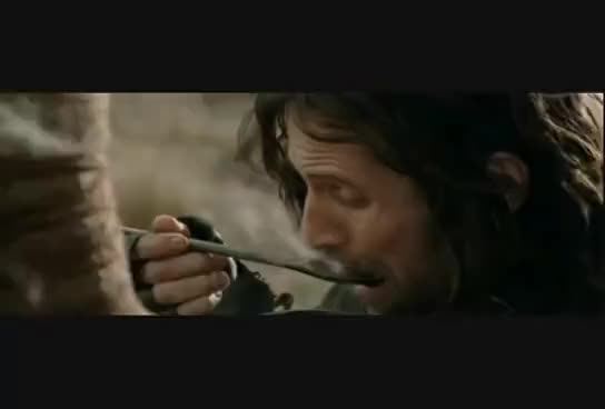 Watch and share Aragorn GIFs and Lotr GIFs on Gfycat