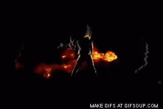 Watch Ghost Rider Pees Fire GIF on Gfycat. Discover more related GIFs on Gfycat