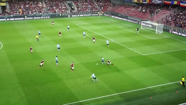 Watch and share 2014 Sparta Praha-MFF 0-1, Forsberg GIFs by mffkollen on Gfycat