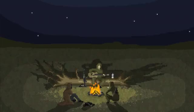 Watch and share S.T.A.L.K.E.R. Campfire GIFs on Gfycat