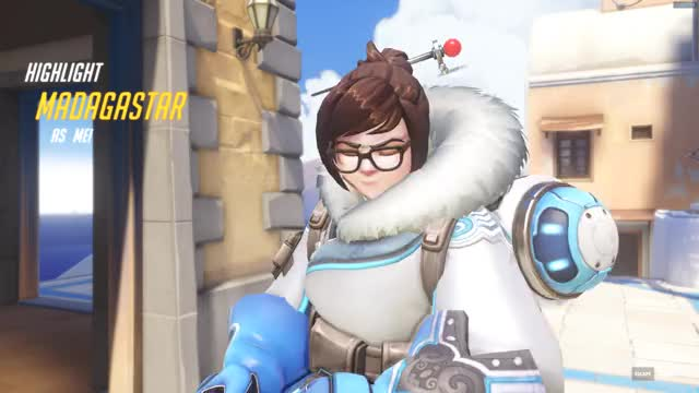 Watch Mei GIF by @madagascar on Gfycat. Discover more Mei, Overwatch GIFs on Gfycat