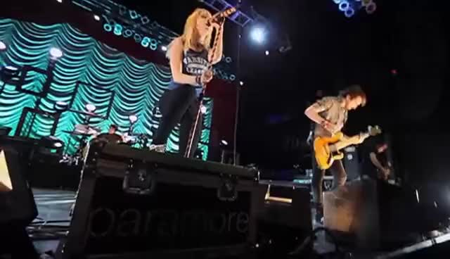 Watch careful GIF on Gfycat. Discover more paramore GIFs on Gfycat