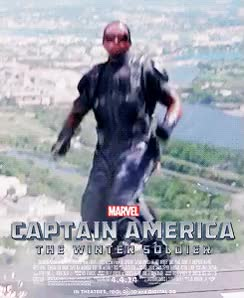 Watch and share Captain America Winter Soldier GIFs on Gfycat