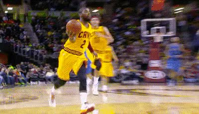 Watch and share Lebronjames GIFs and Cavs GIFs by Reactions on Gfycat