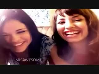 Watch Blooper GIF on Gfycat. Discover more Demi and Selena GIFs on Gfycat