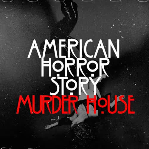 Watch and share Ahs Murder House GIFs and Black And White GIFs on Gfycat