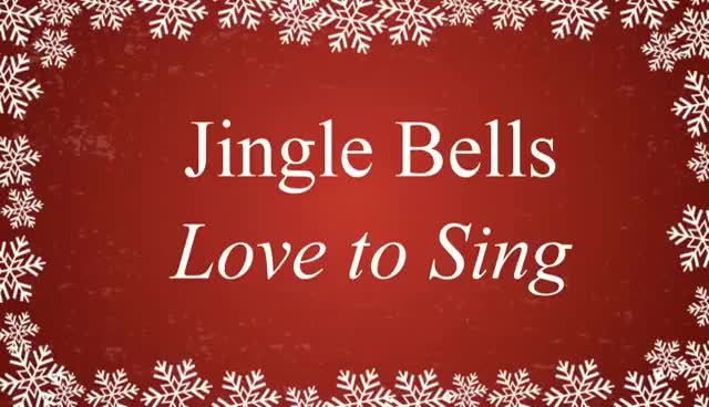 Watch and share Jingle Bells | Kids Christmas Songs HD | Children Love To Sing GIFs on Gfycat