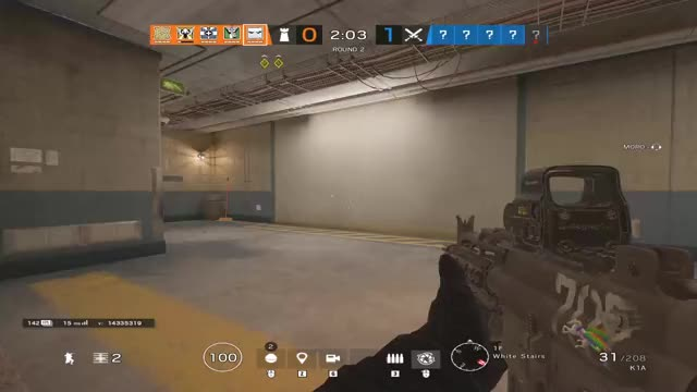 Watch and share Siege Clip GIFs by browserdoodle on Gfycat