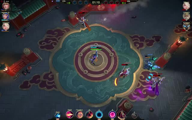 Watch and share Battlerite GIFs and Destiny GIFs by Qiao on Gfycat