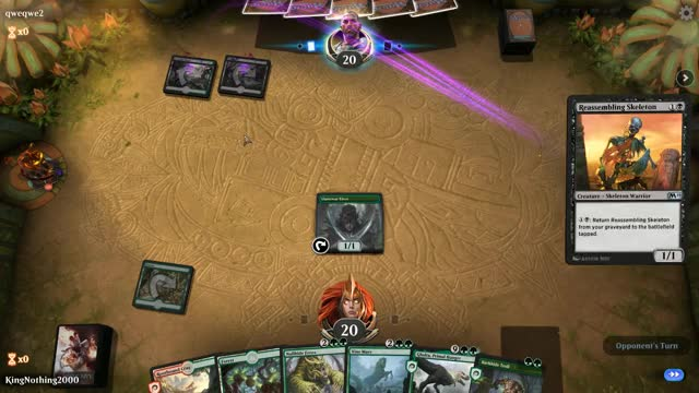 This still happens    : MagicArena