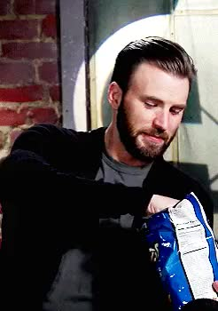 Watch I'm on a bag of Doritos #lifegoals GIF on Gfycat. Discover more chris evans, evansedit, g, marvelcast, marvelcastedit GIFs on Gfycat