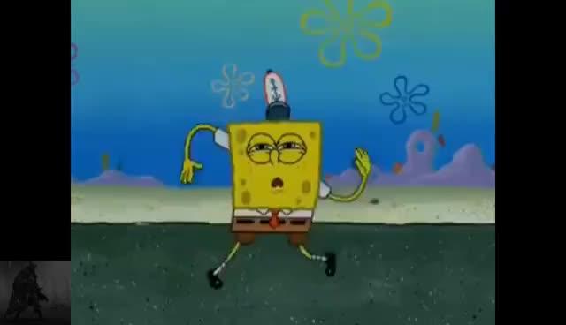 Watch and share Shooting Stars Meme -- Spongebob Dance GIFs on Gfycat