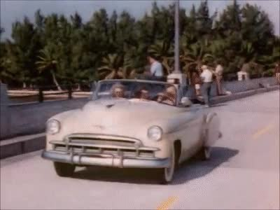 Chevrolet Via Roads To Romance 1950 Marc Rodriguez Gif By Marc