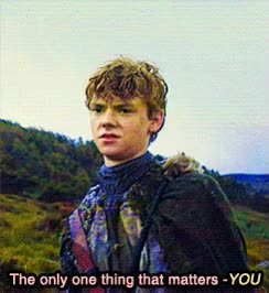 Watch and share Otp Myedits Game Of Thrones Bran Stark Got Thomas Sangster Jojen Reed GIFs on Gfycat