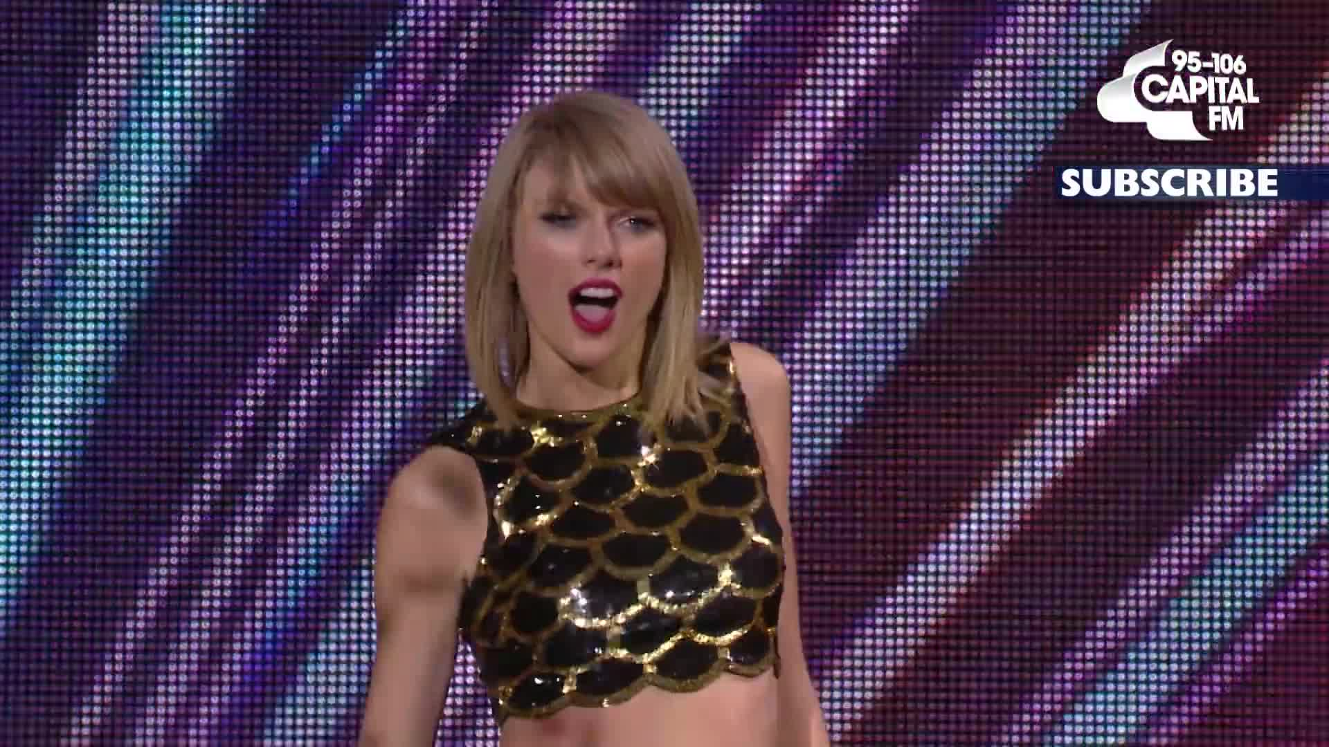 Taylor Swift Live At Capital Fm Gifs Search | Search & Share