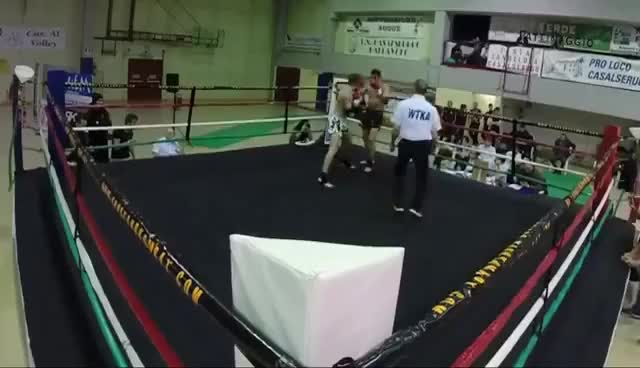 Watch MUAY THAI TURCAN VS ASNICAR GIF on Gfycat. Discover more related GIFs on Gfycat
