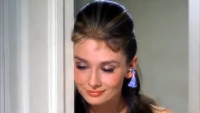 Watch this audrey hepburn GIF on Gfycat. Discover more audrey hepburn, celebrities, celebrity, celebs, filmlegend, funny girl., george peppard, henry mancini, moonriver, moviestar, roman holiday, sabrina 1954, tribute GIFs on Gfycat