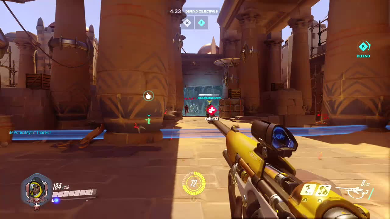 getdownmrpresident, hitboxporn, overwatch, Mei! I Choose You! GIFs