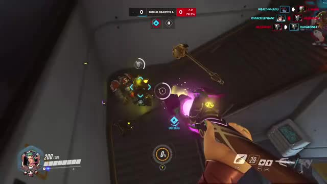 Watch this GIF by xboxdvr on Gfycat. Discover more OverwatchOriginsEdition, SnifflyBinkie44, xbox, xbox dvr, xbox one GIFs on Gfycat