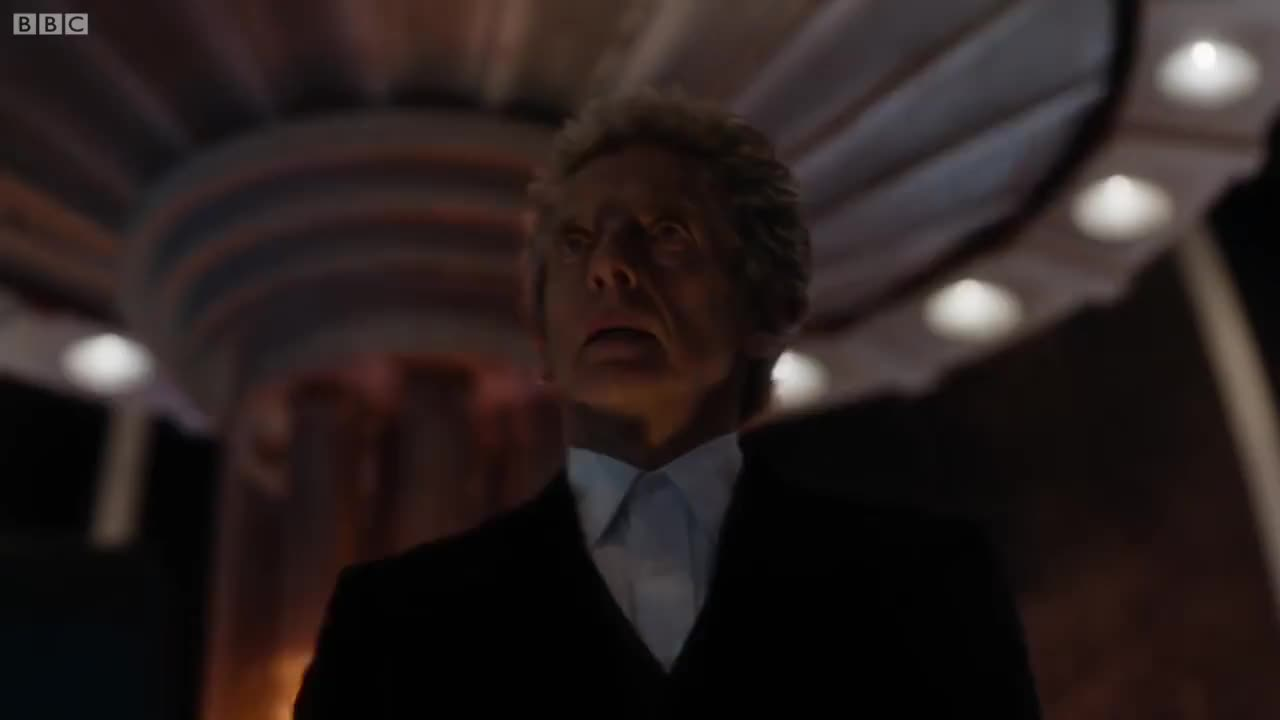 bbc, doctorwho, eye roll, eyeroll, petercapaldi, tardis, tfti, thanks for the invite, twelfthdoctor, Doctor Who - The Return Of Doctor Mysterio - Eye Roll GIFs