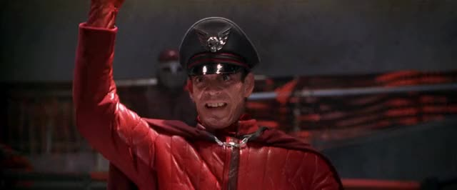Watch GAME OVER [Street Fighter 1994 Capcom M Bison Raul Julia finish him the end red leather villain dictator bad guy final boss finale Shadowlaw Shadowloo videogame vidja] (reddit) GIF on Gfycat. Discover more gfycatdepot GIFs on Gfycat