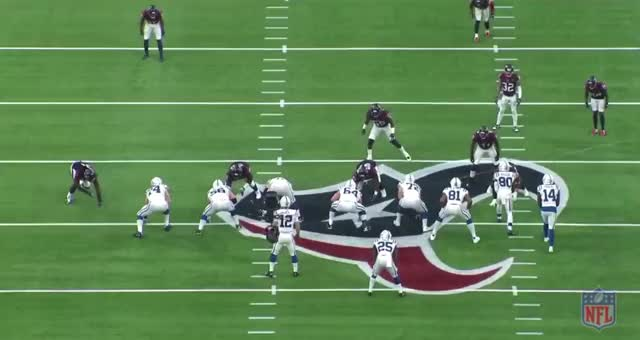 Watch and share WC Round: 1st & 10 8:56--Mack Cutback In The Backfield V. Cunningham GIFs by Matt Weston on Gfycat