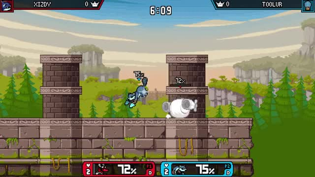 Watch and share Rivals Of Aether GIFs and Fighting Game GIFs by Toolur on Gfycat