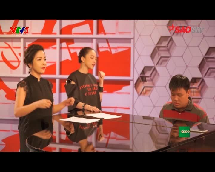 Cố vấn Diva Mỹ Linh sung không thể tưởng khi huấn luyện học trò team Tóc Tiên ảnh 6