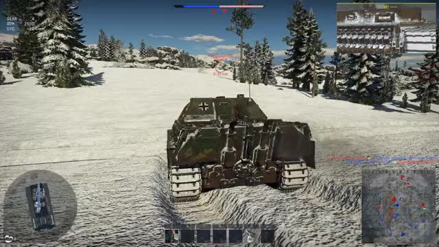 Watch and share Jagdpanther GIFs and War Thunder GIFs on Gfycat