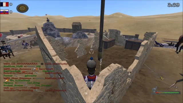 Watch and share Mount And Blade GIFs and Napoleonic Wars GIFs by faustus on Gfycat