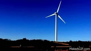 Watch and share Wind Turbine Spinning In HD 1080p - Short Clip GIFs on Gfycat