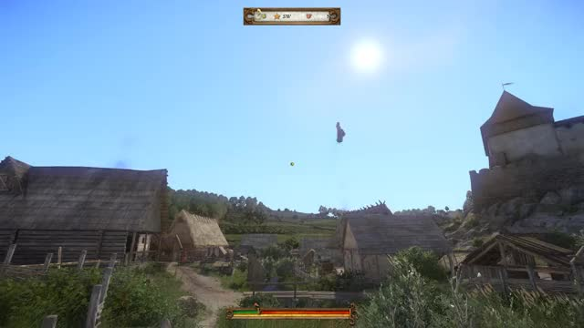 Watch Kingdom Come Deliverance falling GIF by Oscar Palmer (@taurenmaster) on Gfycat. Discover more Kingdom Come Deliverance, bug, flying women, games, gif GIFs on Gfycat