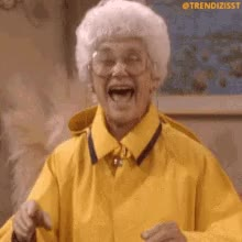 Watch and share Estelle Getty GIFs and Golden Girls GIFs by Trendizisst on Gfycat