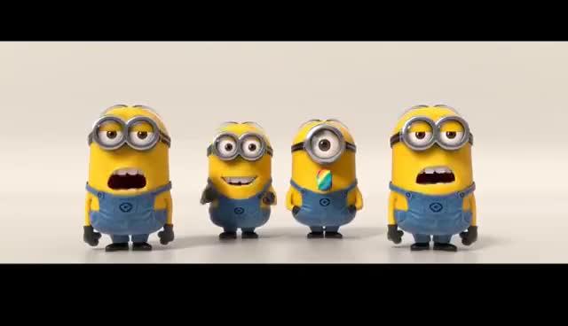Watch and share Minions GIFs on Gfycat